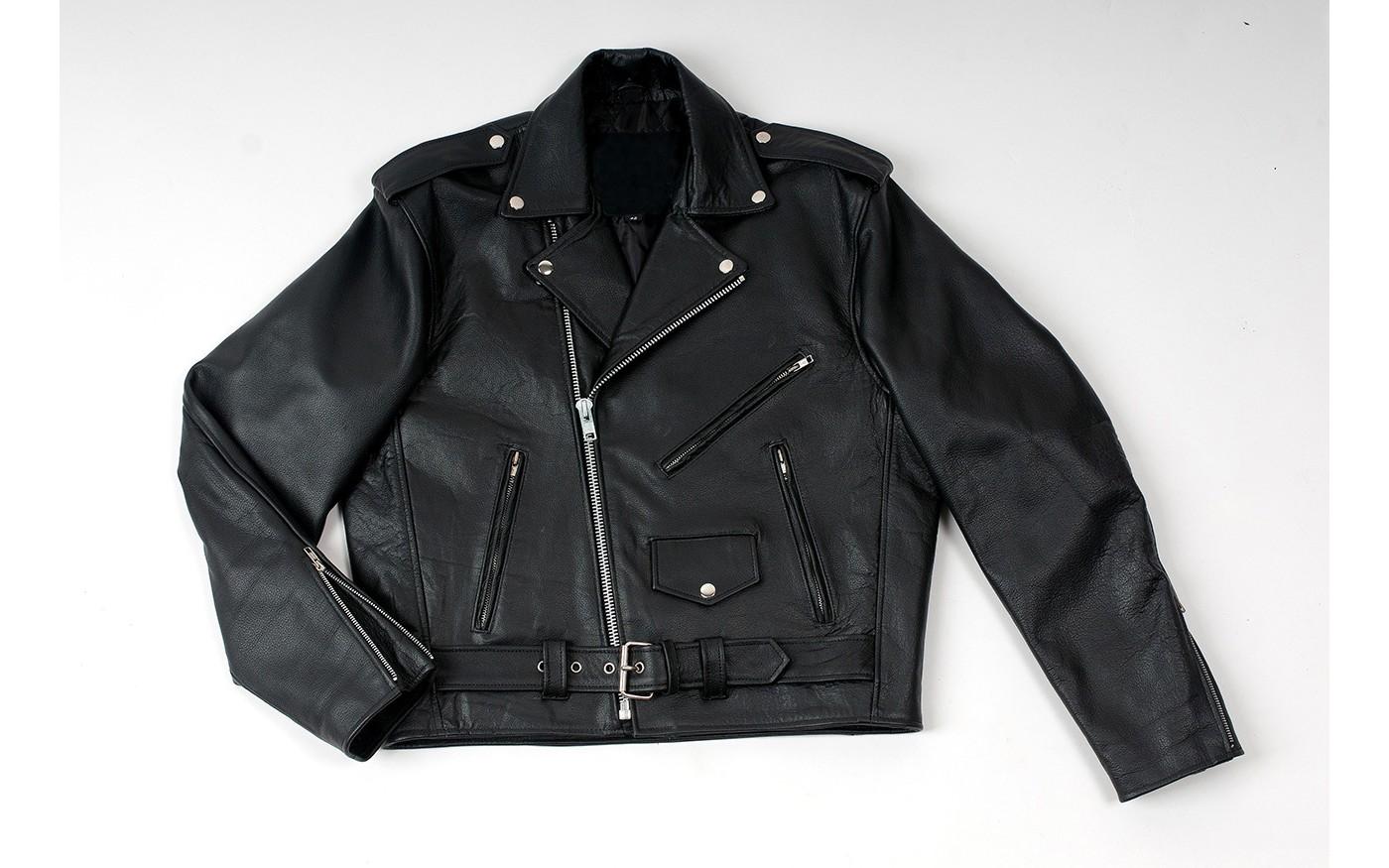 leather jacket glue
