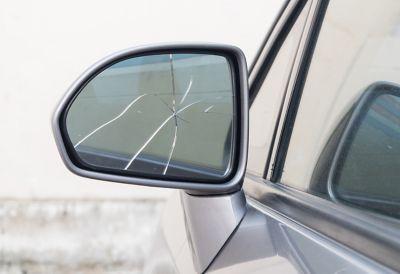 Get a clear view with car mirror glue
