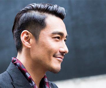 Haare lange nacken frau undercut Undercut Lange