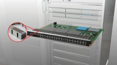 Micro Thermal Interface Coating from Henkel Lowers Networking Line Card Heat for Optimized Datacenter