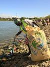 Million Chances Plastik Bank sammeln