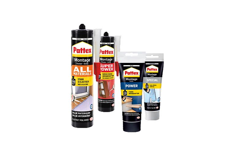 Pattex Montagekleber