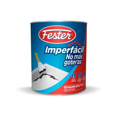 Imperfácil no más goteras pasta