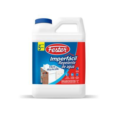Imperfácil repelente de agua