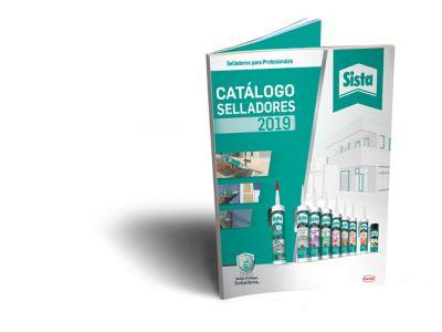 Catálogo Sista Selladores para Profesionales