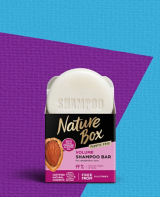 Almond Solid Shampoo Bar