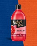 Pomegranate Shower Gel