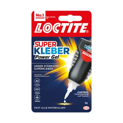 Superkleber Power Gel Control