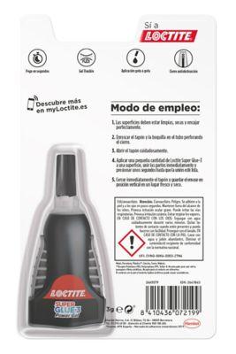 Loctite Super Glue-3 Control Power Gel