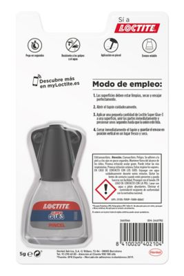 Loctite Super Glue-3 Pincel