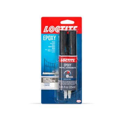 Loctite® Epoxy Metal / Concrete