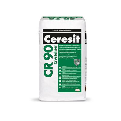 Ceresit CR 90 Τσιμεντοειδές στεγανοποιητικό κονίαμα κρυσταλλοποίησης
