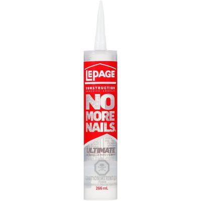 No More Nails® Ultimate Crystal Clear