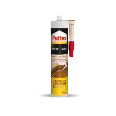 Pattex parket tesnilne mase za parket v različnih barvah