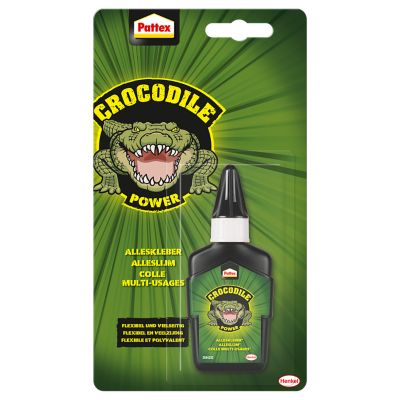 Pattex Crocodile Power Alleslijm