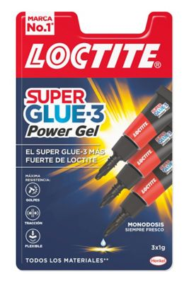 Loctite Super Glue-3 Mini Trio Power Gel