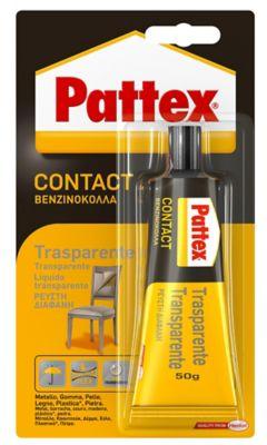 Contact Trasparente