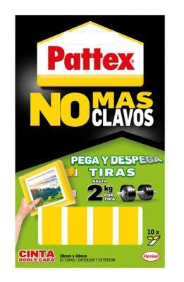 Pattex No más Clavos Cinta Montaje