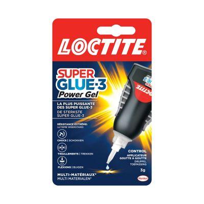 Loctite Superglue-3 Power Gel Control