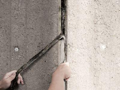 Sanierung Außenwand