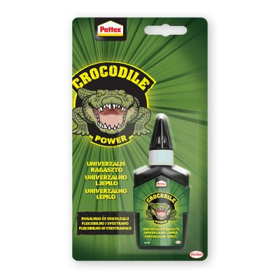 Pattex Crocodile Power Univerzalno lepilo