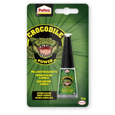 Pattex Crocodile Power Super Lepilo