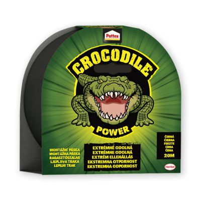 Pattex Crocodile Power Lepilni Trak