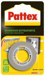 Pattex Biadesivo Power Fix