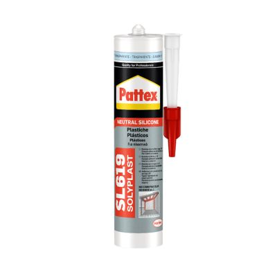 Pattex SL 619 Plastiche