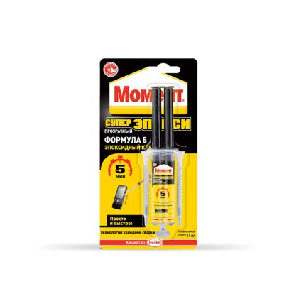 Moment Repair Epoxy 1min un 5min Instant Mix