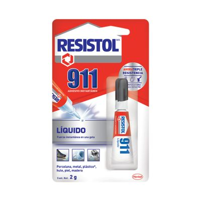 Resistol 911 Líquido