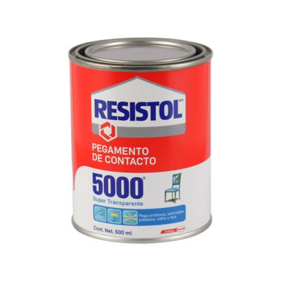 Resistol 5000 Súper Transparente