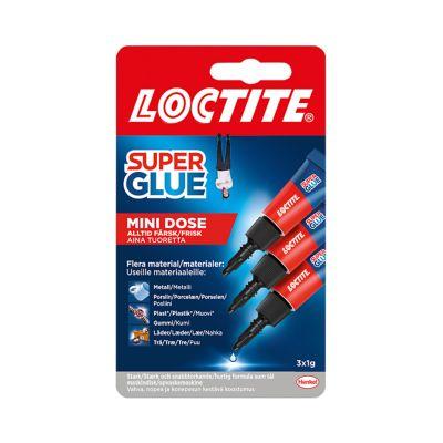 Loctite Super Glue Mini Dose