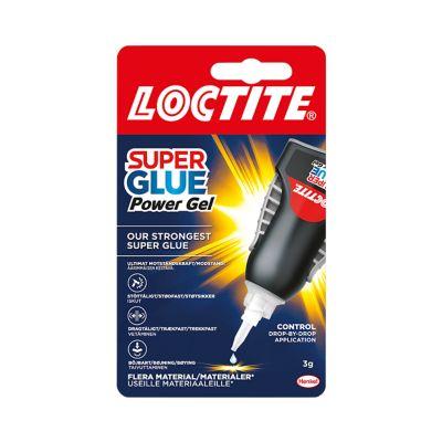 Loctite Super Glue Power Gel Control