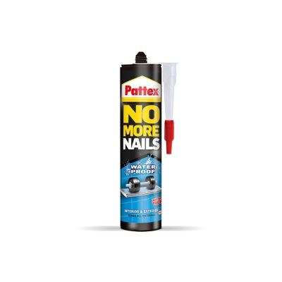 No more nails water resistant