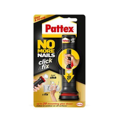 Pattex No More Nails Click n Fix