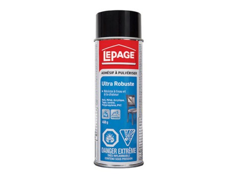 Adhesif a Pulveriser Ultra Robuste