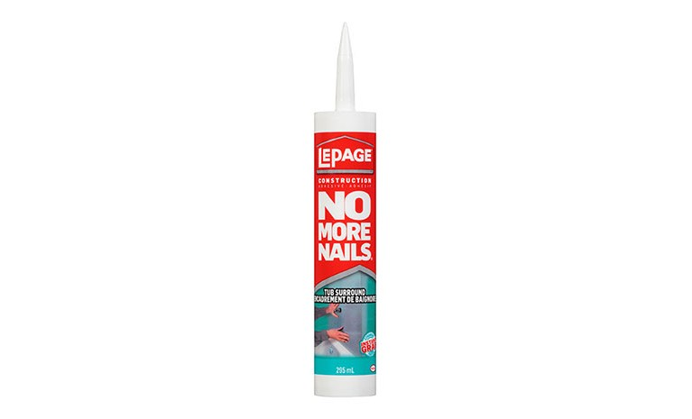 No More Nails® Tub Surround Adhesive