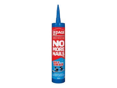 No More Nails® Wet Grab®