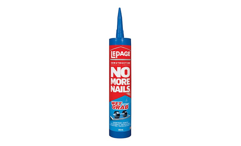 No More Nails® Wet Grab®