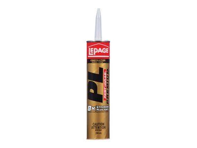 PL Premium® Fast Grab™ Adhésif polyuréthane pour la construction