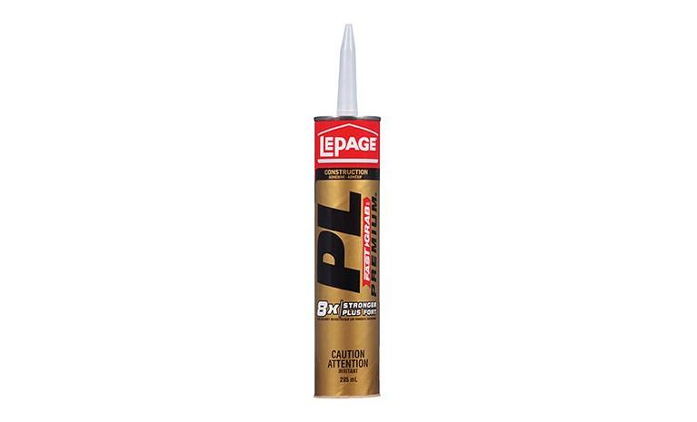 PL® Premium® Fast Grab™ Construction Adhesive