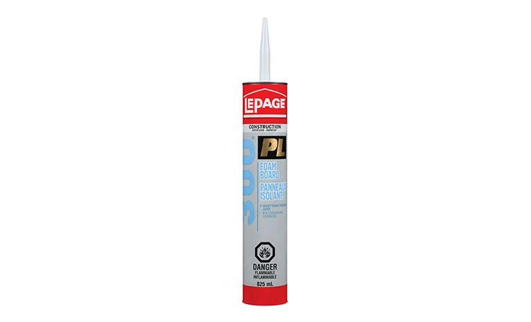 PL® 300 Foamboard Adhesive