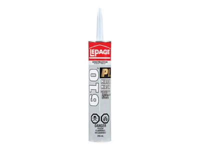 PL® 610™ Mirror Construction Adhesive