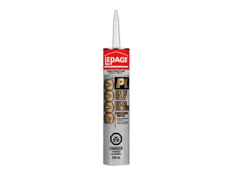 PL® 9000 Heavy Duty Construction Adhesive