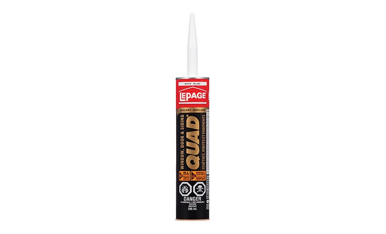 QUAD® Window, Door & Siding Sealant