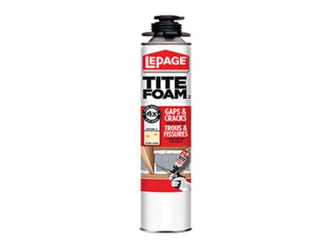 Tite FoamGaps & Cracks Gun Grade