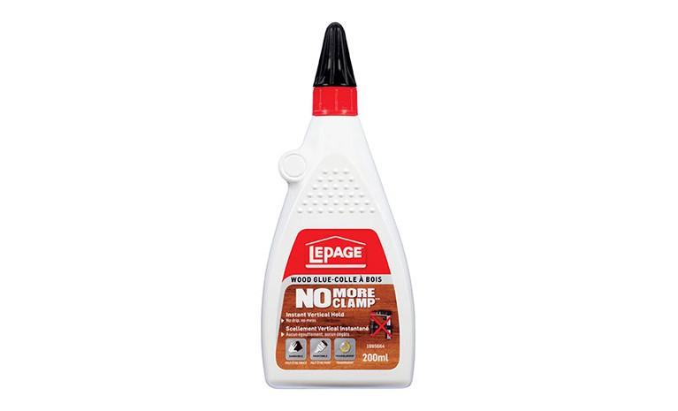 No More Clamp Wood Glue