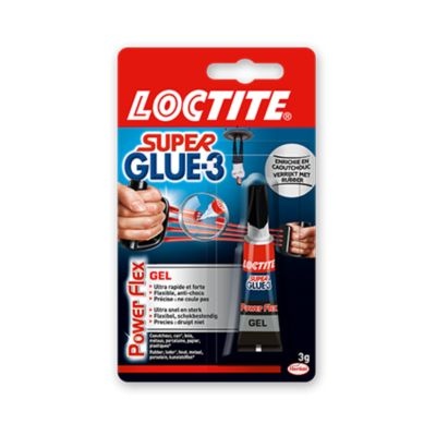 Colle Super Glue-3 Power Flex Universal