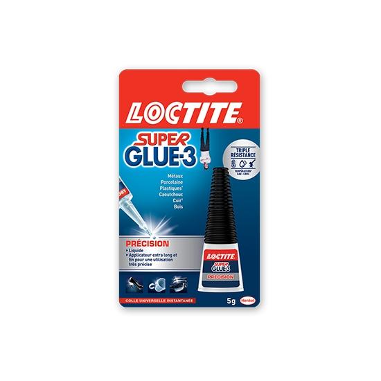 Colle Liquide Super Glue-3 Précision